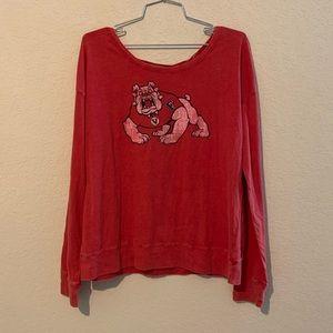 NWT Fresno State Long Sleeve Shirt